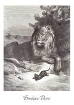 Gustave_dor_fables_le_lion_et_la_souris_1